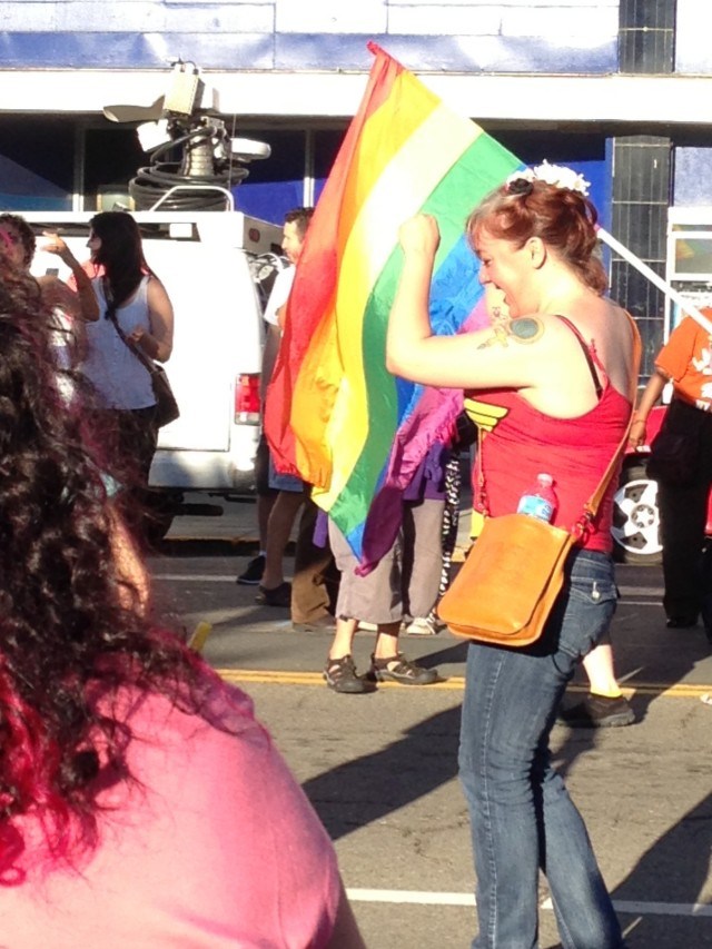 Oakland Celebrates Marriage Equality